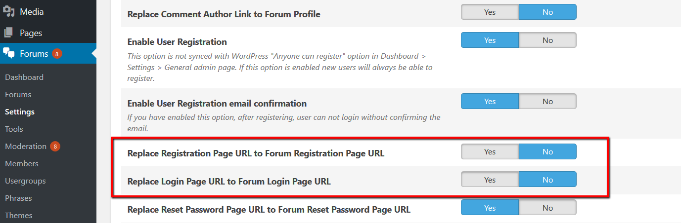 Can't log in to my WordPress Dashboard which has wpForo due