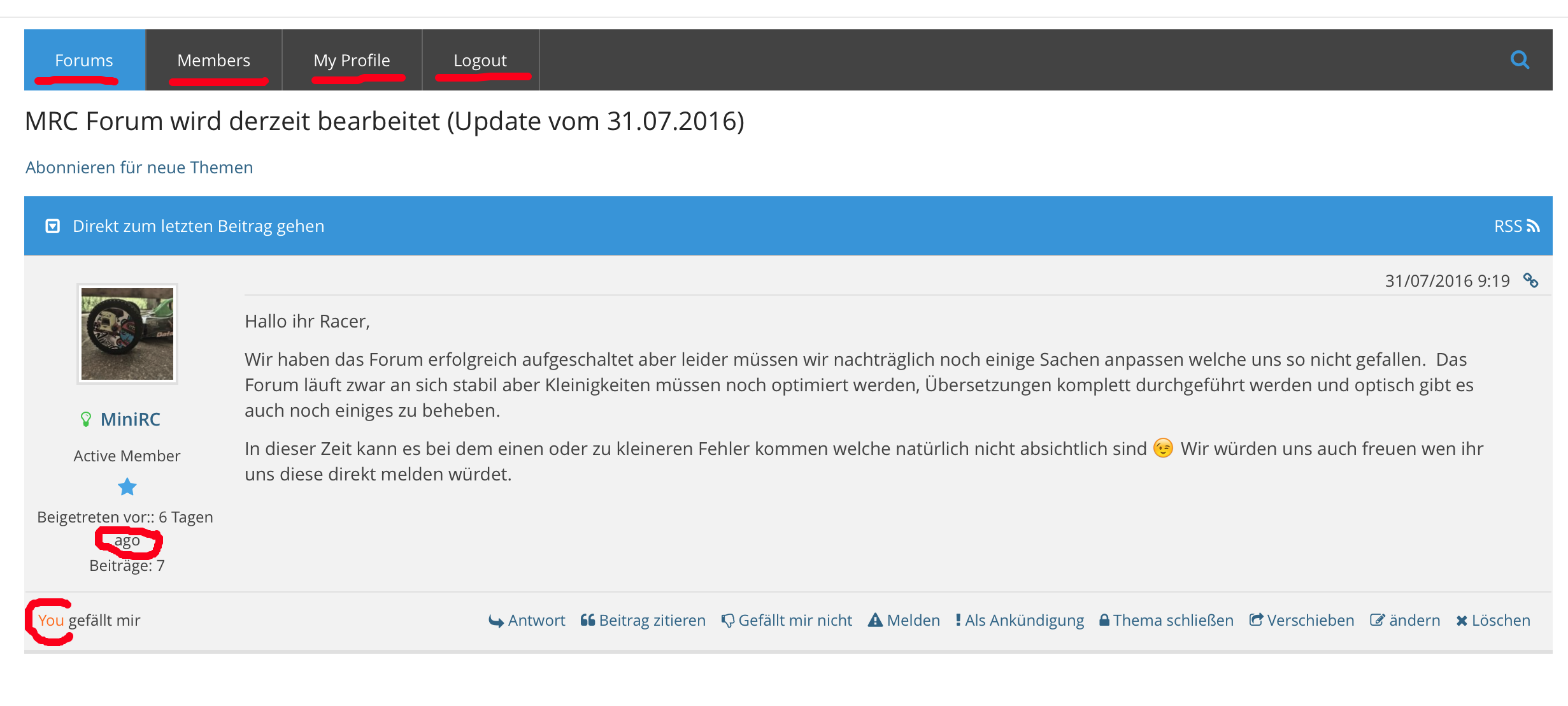 German Translation – How-to and Troubleshooting – wpForo Support Forum