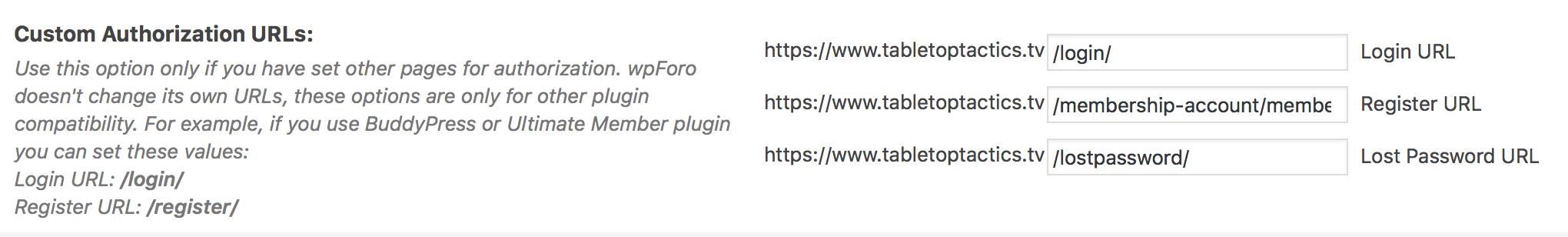 Custom Reset Password link no longer working after update to