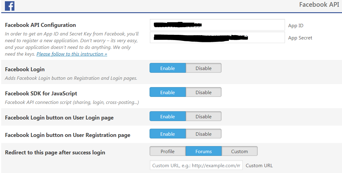 Facebook Login button not showing – How-to and
